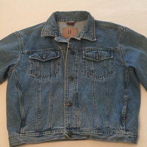Jay Jacobs Cotton Jean Jacket  size S